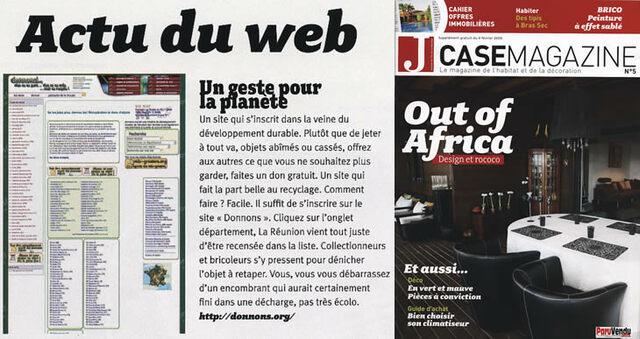 J Case Magazine
