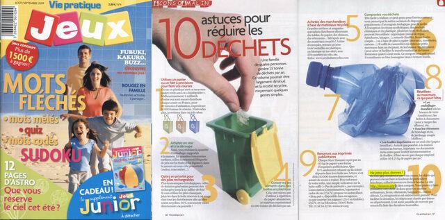 Magazine Vie Pratique